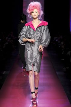 Jean Paul Gaultier Spring 2012 Couture Collection Photos - Vogue
