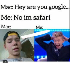 I'm so sorry I'm safari am I the only one who hears that yeah ok