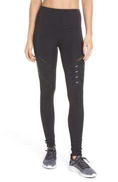 b7f5aadf4fa133 Free shipping and returns on Zella Street Style High Waist Leggings at  Nordstrom.com.