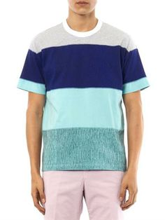 Kenzo Colour-block T-shirt