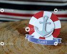 Aplique Marinheiro Lembrancinha Tag
