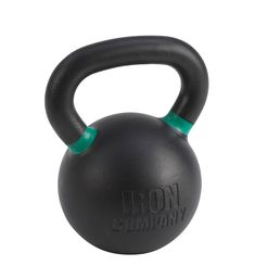 kettlebell with matte black powder coat finish, color banded handles, large numbering, machined base and warranty for Military Fitness Training Crossfit Equipment, No Equipment Workout, Military Workout, Free Weights, Gym Essentials, Garage Gym, Gym Gear, Powder Coating
