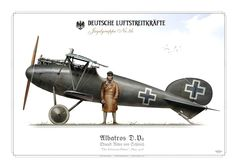 """Deutsche Luftstreitkräfte Jagdgruppe Nr.8b Eduard Ritter von Schleich """"Der Schwarze Ritter"""", May 1918"""
