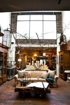 A visit to Franklin via Funky Junk Interiors featured on FOLK
