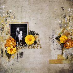 Image par image: Cherish (Shimmerz Paints)