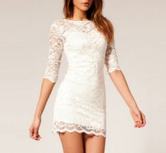 CHIQ | Full Lace Dress