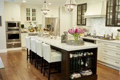 Kitchen inspiration from Property Brothers (S10E7)