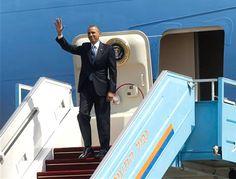 Obama en Israel: primer viaje de presidente.