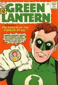 A cover gallery for the comic book Green Lantern Old Comic Books, Vintage Comic Books, Vintage Comics, Comic Book Covers, Comic Book Heroes, Green Lantern Green Arrow, Green Lantern Comics, Green Lanterns, Silver Age Comics