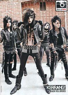My favorite band #blackveilbrides