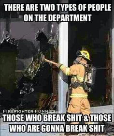 Yes. And you have to have at least one of these types on duty at all times.