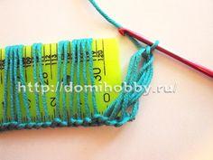 Larga crochet puntada ondulada construcción | orgumodeller
