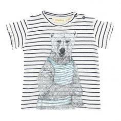 Soft Gallery Baby Ashton Shirt Winner - sweet little baby boy - SALE - purestarters.nl
