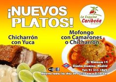 GastronomíA Dominicana En Madrid - Restaurantes en Madrid, Madrid.
