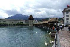 Kapellbrucke (Lucerne)