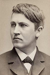Thomas Alva Edison was an American inventor and businessman. Thomas Alva Edison, Pseudo Science, Photo Star, People Of Interest, Portraits, Jolie Photo, Famous Faces, Historical Photos, American History