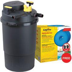 Laguna Next Gen Max-Flo 2000 Waterfall /& Filter Pump OPEN BOX