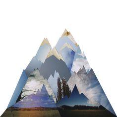 The Mountains Wait, 2009 by Liesl Pfeffer