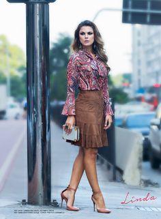 Linda Valentina coleção urban chic inverno 2016 venham conhecer e conferir  as novidades dessa nova coleção para você ficar linda no inverno venham conferir