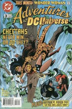 Adventures in the DC Universe 3