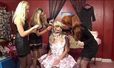 sissy makeover