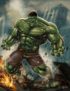 incredible hulk deviantart - Google Search