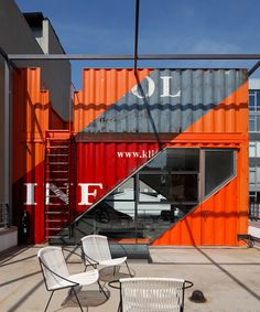 shipping container architecture surveys the contemporary condition of the recent typology, showcasing a range of innovative projects and concepts.