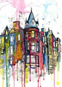 2232f5e86f9cefb3affb81d20f817a7c--building-illustration-architecture-illustrations.jpg 236×332 pixel