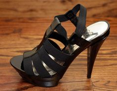 Jessica Simpson Kambodia Sandals. I have these! They're some of the most comfortable heels I own!
