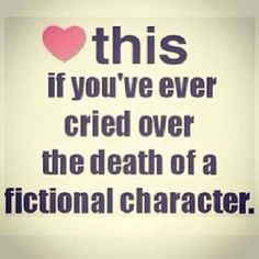 Fictional characters rock!
