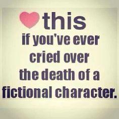 Fictional characters rock!