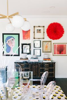 Inside+the+Buru+Founder's+Bright+and+Colorful+Family+Home+via+@MyDomaine