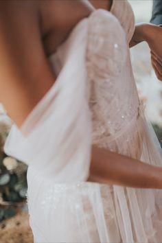 Muse By Berta, Selma Blair, Something Borrowed, One Shoulder Wedding Dress, Tulle, Wedding Dresses, Board, Fashion, Bride Dresses
