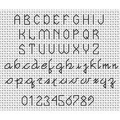 Alfabeto Ponto Atrás