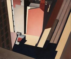 Church Street El, Charles Sheeler (American, Oil on canvas; 41 x cm x 19 in. The Cleveland Museum of Art, Mr. William H. Marlatt Fund Image © The Cleveland Museum of Art Charles Sheeler, Charles Demuth, Edward Hopper, Infinite Art, Scientific Revolution, Francis Picabia, Urban Painting, City Painting, Joseph Mallord William Turner