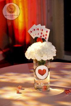 Casino party Sullivan Botello Events Style...