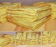 Russian Pastries, Russian Dishes, Russian Recipes, Crepes, Tiramisu, Borscht Soup, Beet Soup, Sour Cream Sauce, Home