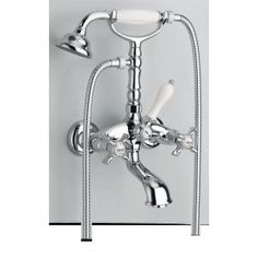 Mitigeur thermostatique Bain Douche 1866 RETRO GROBER