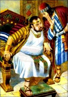 Bible pictures of Othneil Ehud