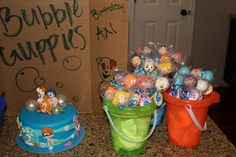 Contagiously Crafty: Bubble Guppies!