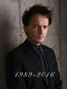 Star Trek's Anton Yelchin: 1989-2016