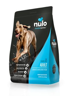 MedalSeries Dog Food | Salmon | Nulo  Grain-Free Salmon + Sweet Potatoes  www.nulo.com