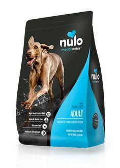 MedalSeries Dog Food | Salmon | Nulo  Grain-Free Salmon + Sweet Potatoes  www.nulo.com