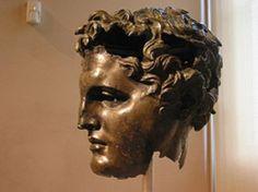 Hephaestion, Prado Museo, Madrid - Macedonian General and best friend of Alexander the Great