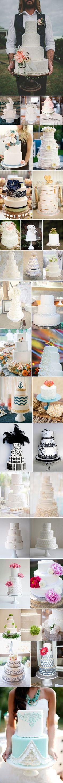 { Wyjątkowy tort ślubny - 35 białych inspiracji } - SWEET WEDDING - BLOG ŚLUBNY DLA NAJFAJNIEJSZYCH PANIEN MŁODYCHSWEET WEDDING – BLOG ŚLUBNY DLA NAJFAJNIEJSZYCH PANIEN MŁODYCH