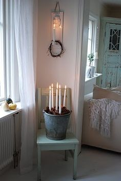 Christmas simple styling