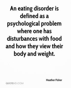 an introduction to the issue of the media and eating disorders The tripartite influence model of body image and eating disturbance: a replication with adolescent  and media factors) and  introduction eating disorders and.