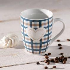 Hrnčeky a šálky - Dekoria. Mugs, Tableware, Dinnerware, Tumblers, Tablewares, Mug, Dishes, Place Settings, Cups