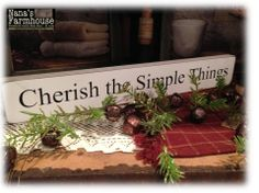 Nana's Farmhouse We specialize hand-mades, one-of-a-kind finds mixed with reproductions, metals with wood & the most beautiful country & vintage merchandise