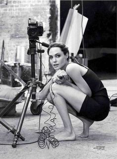 Angelina Jolie Marie Claire 5